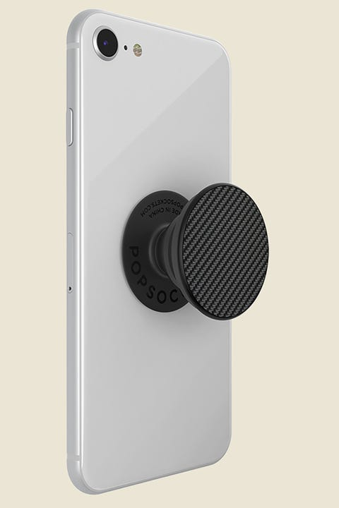 Popsockets PopGrip Carbon Fiber
