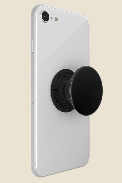 Popsockets PopGrip Aluminum Black