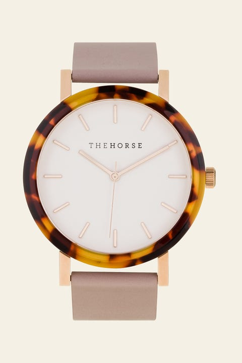 The Horse Resin Tort/White/Blush