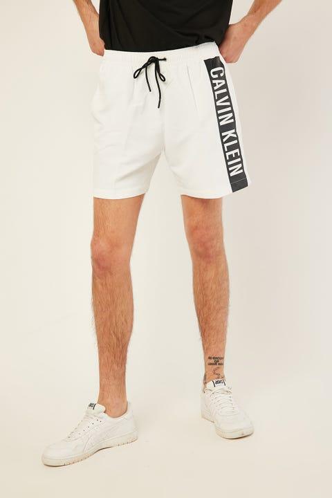 Calvin Klein Medium Drawstring Core Logo Tape-S PVH Classic White