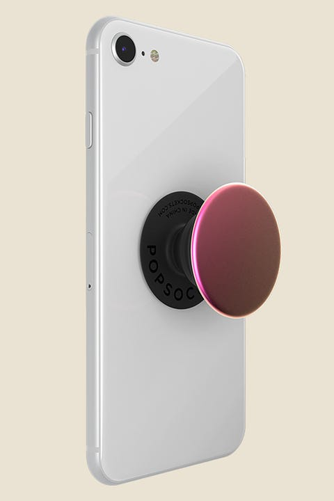 Popsockets PopGrip Color Chrome Pink