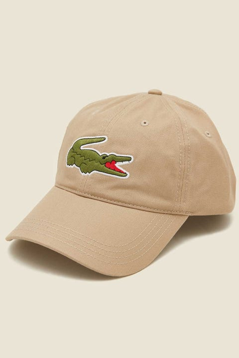 LACOSTE Big Croc Cap Viennese