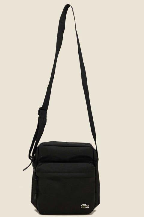 LACOSTE Neocroc Crossover Bag Black