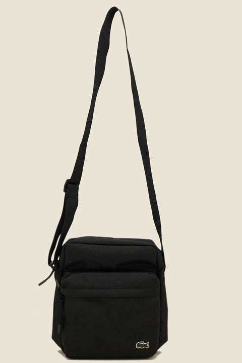 LACOSTE Neocroc Crossover Bag Black