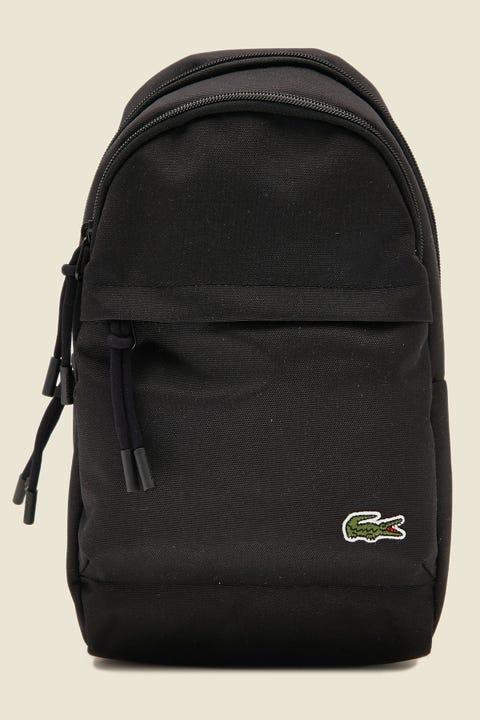 LACOSTE Neocroc Body Bag Black