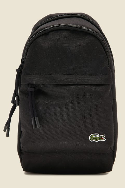 LACOSTE Neocroc Body Bag Black