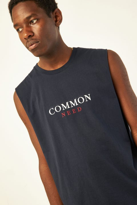 COMMON NEED Dolomite Muscle Navy