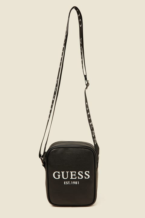 GUESS ORIGINALS Outfitter Crossbody Black