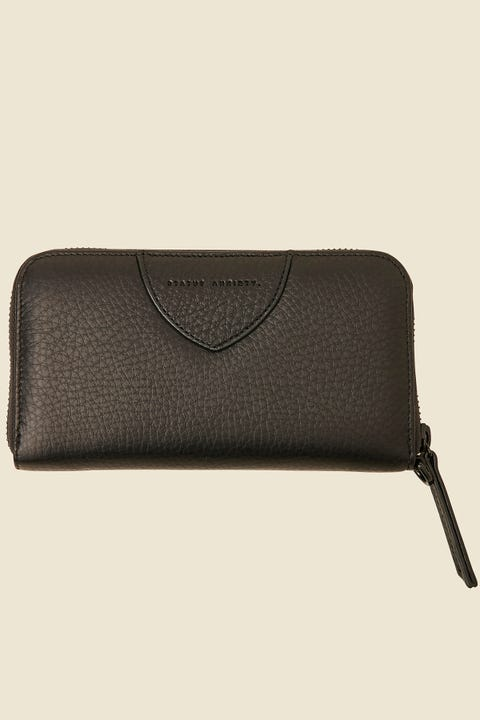 Status Anxiety Moving On Wallet Black