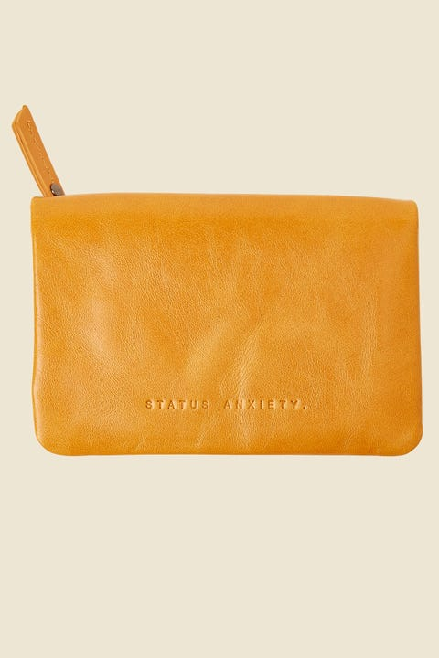 Status Anxiety Is Now Better Wallet Tan