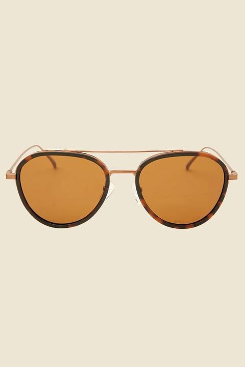 Otis Eyewear Templin Matte Havana Tort/Bronze/Brown