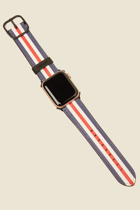 Casetify Apple Watch Band 42/44mm Space Grey/Classic England