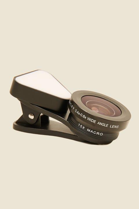Casetify Selfie Lens Black