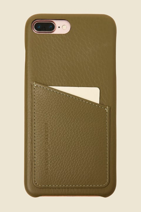 STATUS ANXIETY Hunter & Fox iPhone 7/8 Plus Khaki