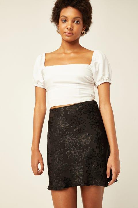 PERFECT STRANGER Sweet Escape Skirt Black