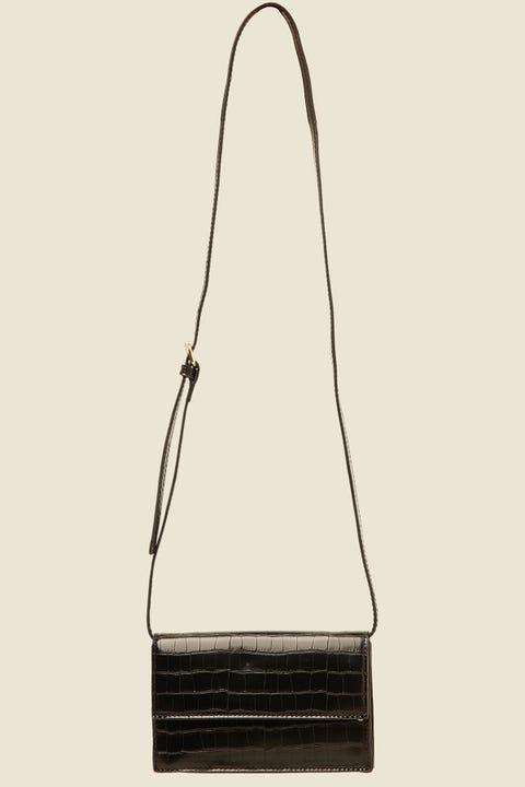 TOKEN Everyday Shoulder Bag Black