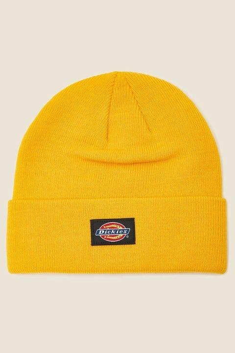 DICKIES Fargo Beanie Yellow