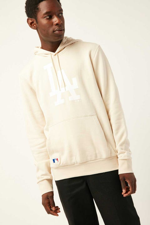 NEW ERA Los Angeles Dodgers Hoodie Birch