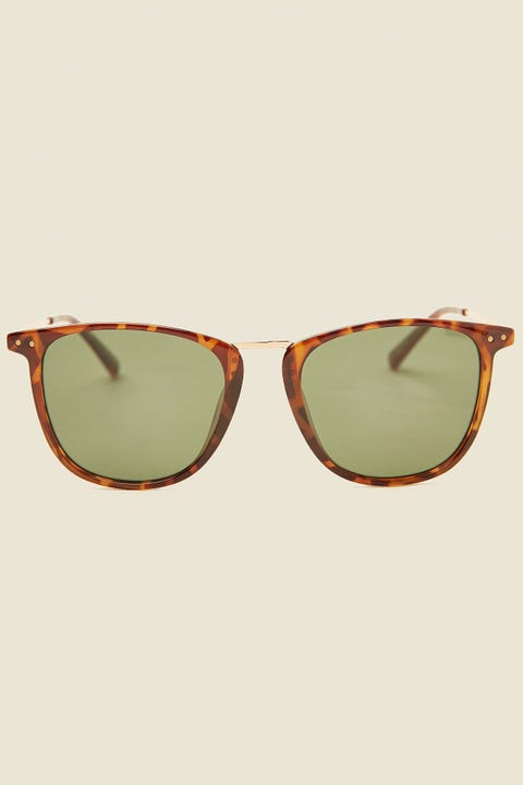 Local Supply Capital Polished Tort/Dark Green