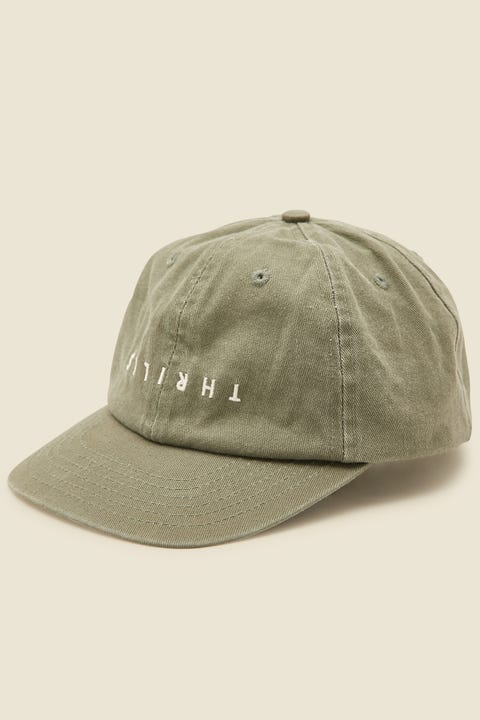 THRILLS Minimal Cap Army Green