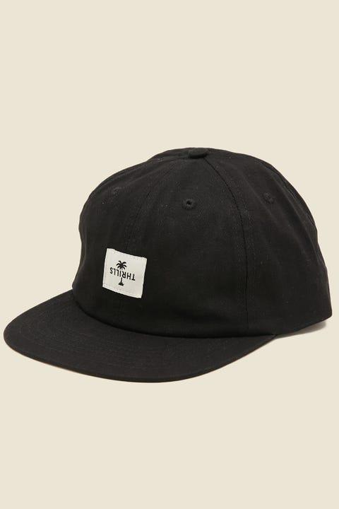 THRILLS Classic Cap Black