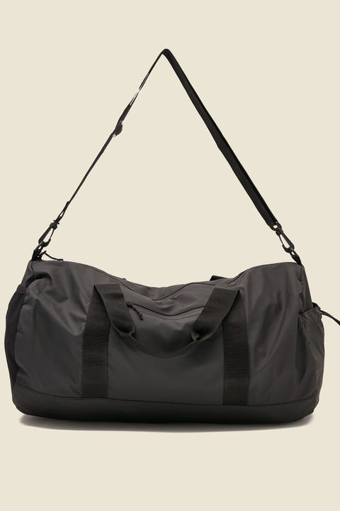 RAINS Mover Duffel Black