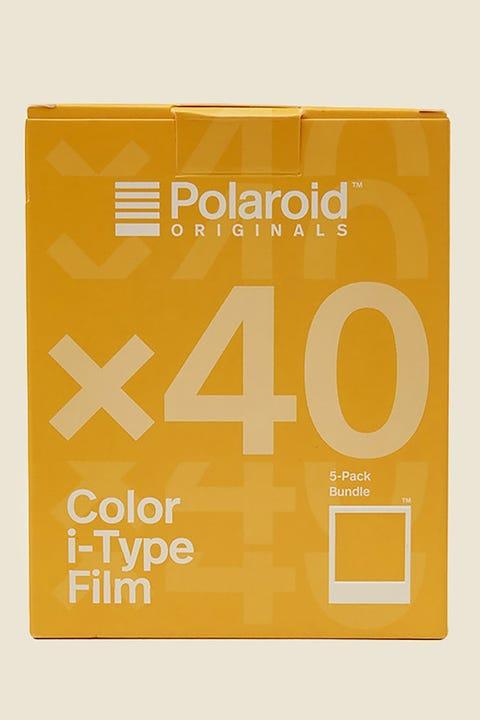 POLAROID ORIGINALS Colour OneStep 2 i-Type Film x40 Party Starter Pack