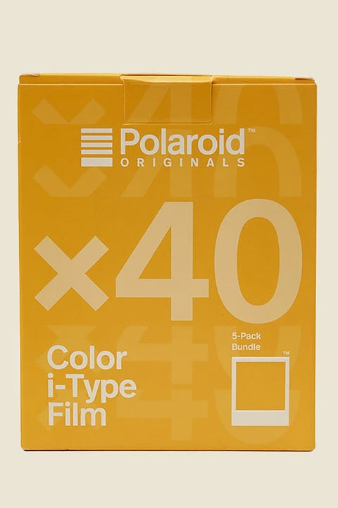 Polaroid Originals Colour OneStep 2 i-Type Film x40 Party Starter Pack