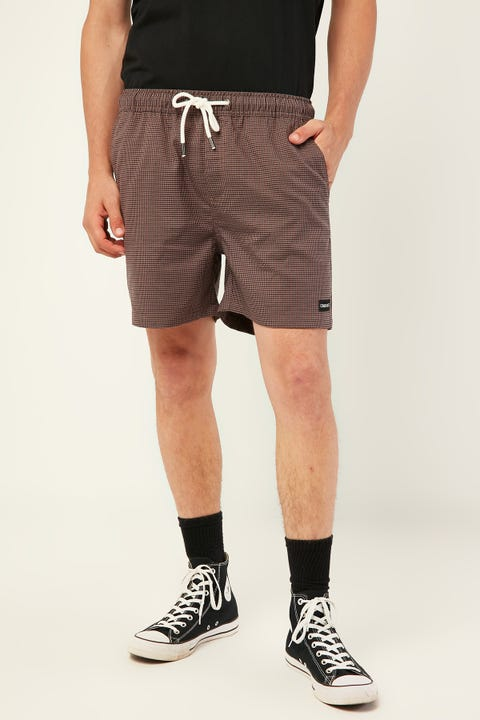 Common Need Brighton Short Navy/Red
