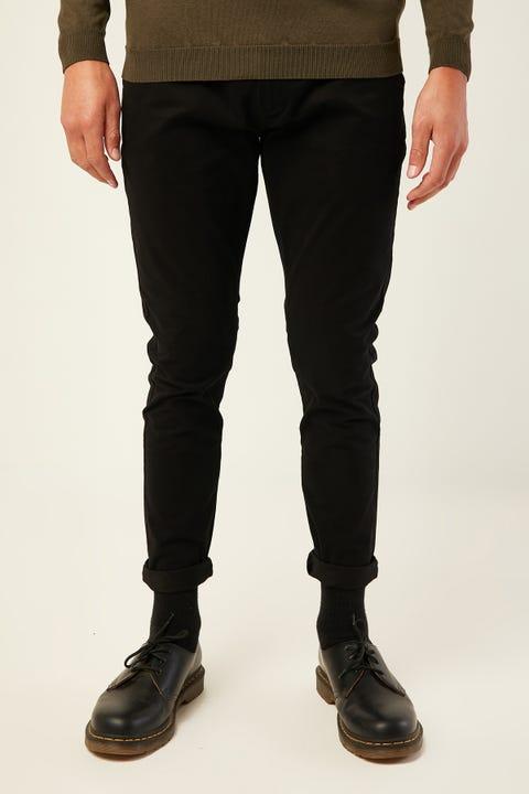 COMMON NEED Mayfair Pant Black