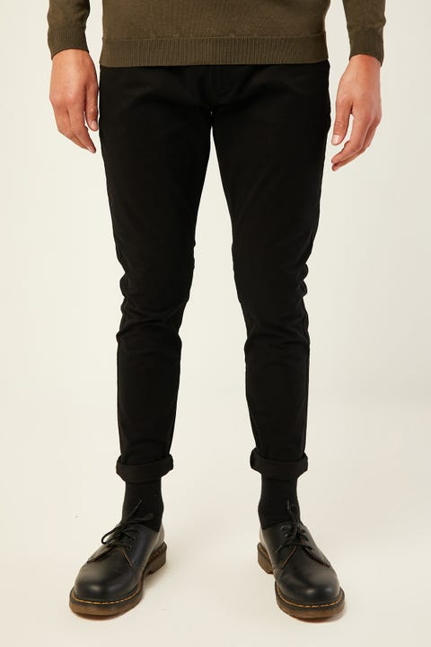 Common Need Mayfair Pant Black
