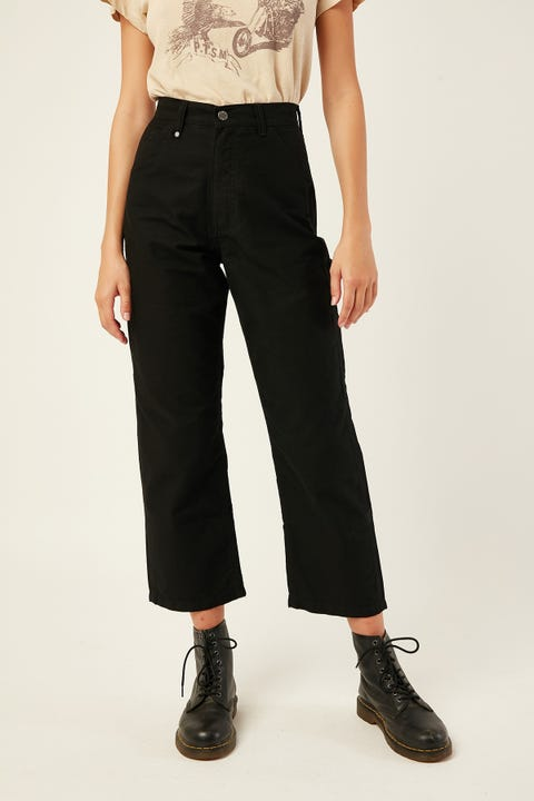 THRILLS Carpenter Pant Black