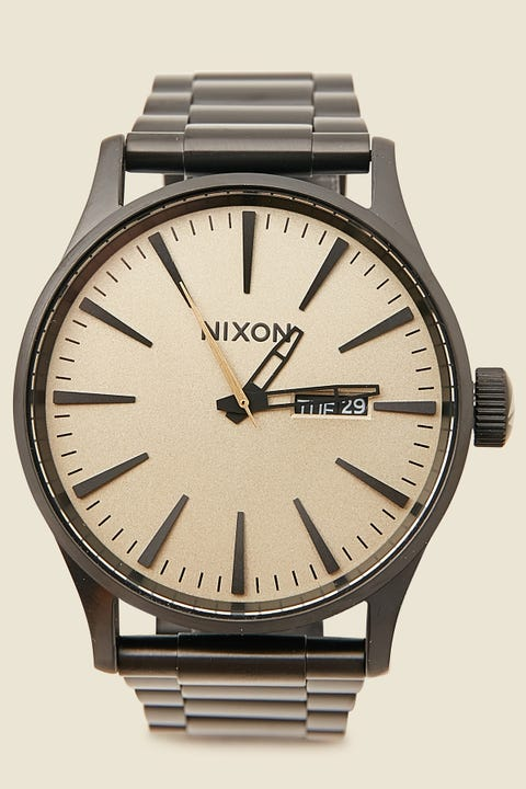 NIXON Sentry SS Black/Khaki