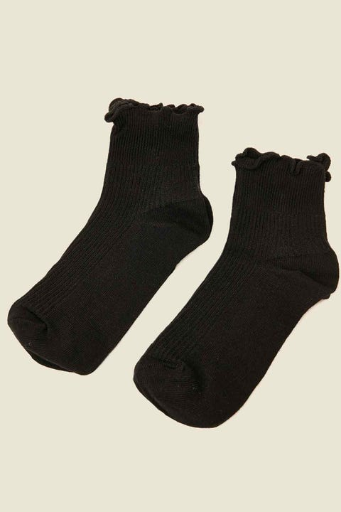 Token Dion Sock 2-Pack Black