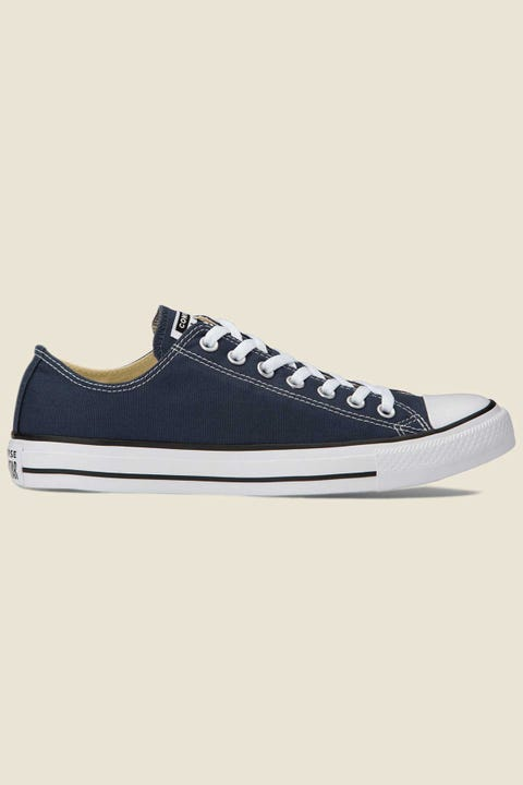 CONVERSE Mens All Star Ox Navy/White