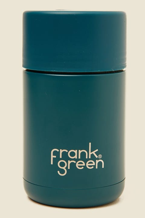 FRANK GREEN Ceramic Reusable Cup 10oz Marine Blue