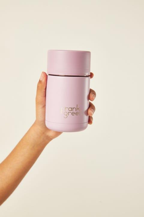 FRANK GREEN Ceramic Reusable Cup 10oz Lilac Haze
