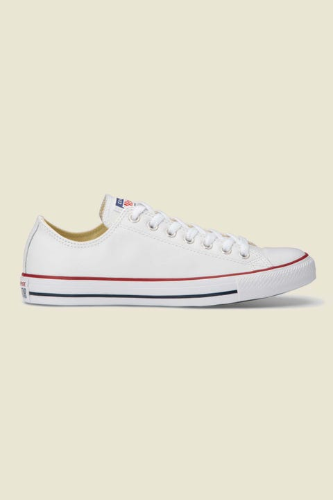 CONVERSE Womens CT All Star Ox Leather White