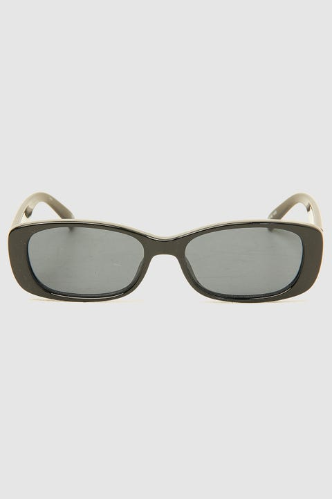 Le Specs Unreal Shiny Black