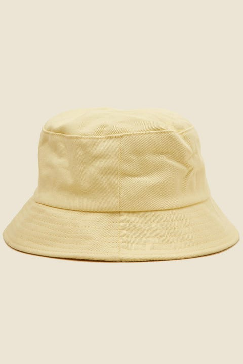 TOKEN No Ordinary Bucket Hat Yellow