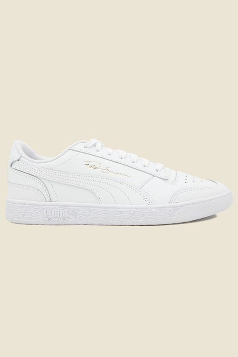 Puma Ralph Sampson White/White