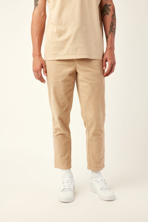 Assembly Cord Pant Husk