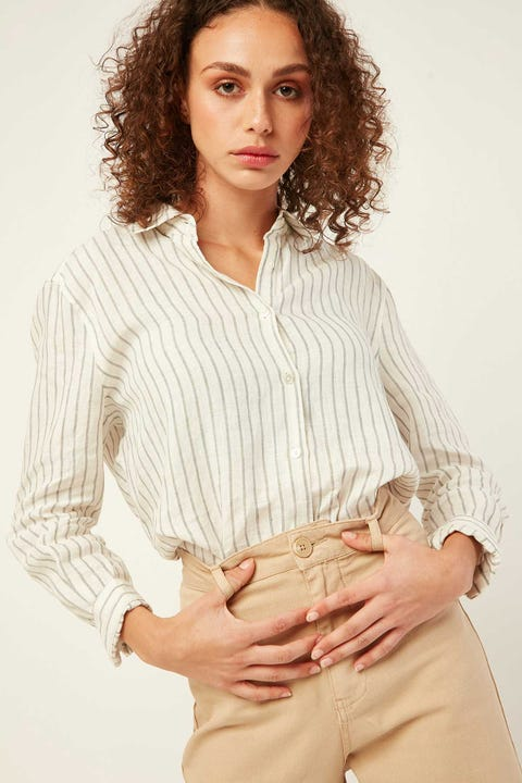 ASSEMBLY Xander Shirt Airlie Stripe