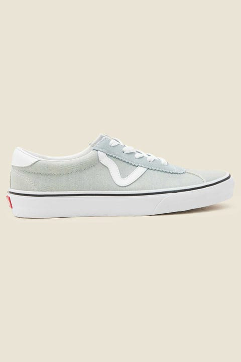 Vans Womens Vans Sport Denim Washed/True White