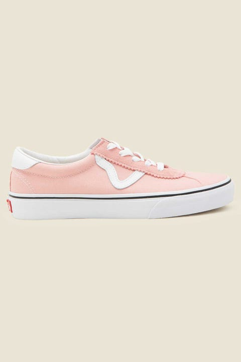 Vans Womens Vans Sport Denim Pink/True White