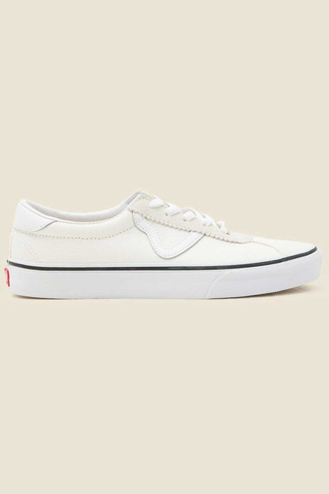 Vans Womens Vans Sport Denim White White/True White