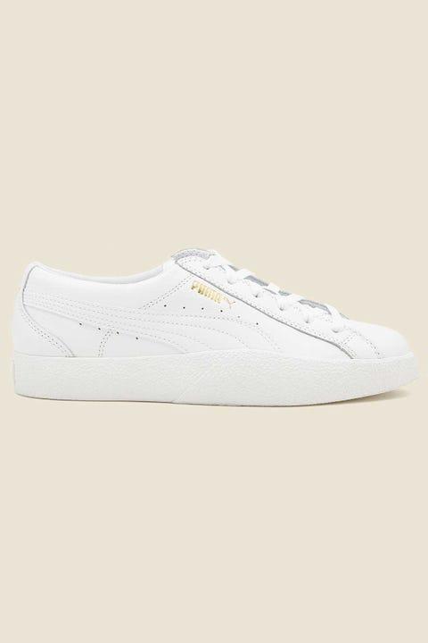 PUMA Love Tumble Leather White/White