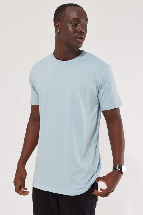 AS Colour Staple Tee Pale Blue