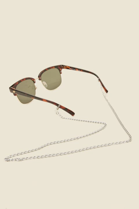 Common Need Sunglasses Chain Silver
