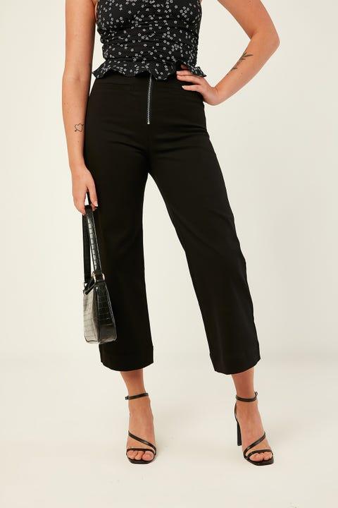 PERFECT STRANGER South Seas Pant Black